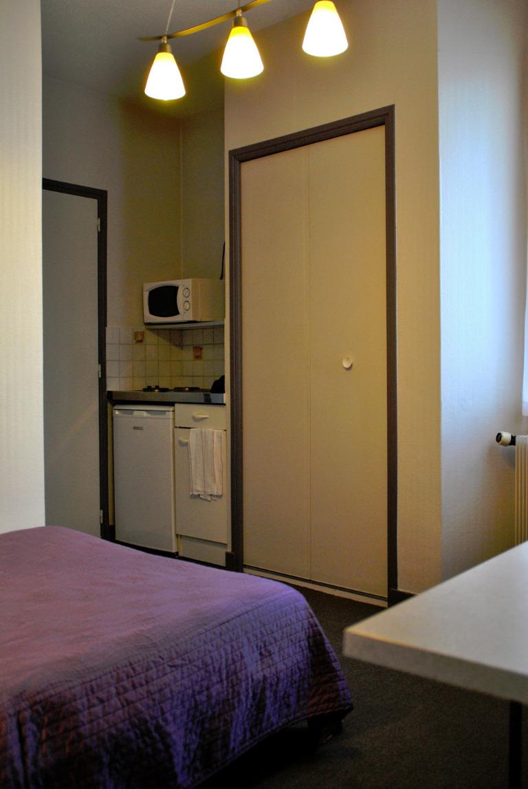 Appart'hôtel en Indre-et-Loire (37)
