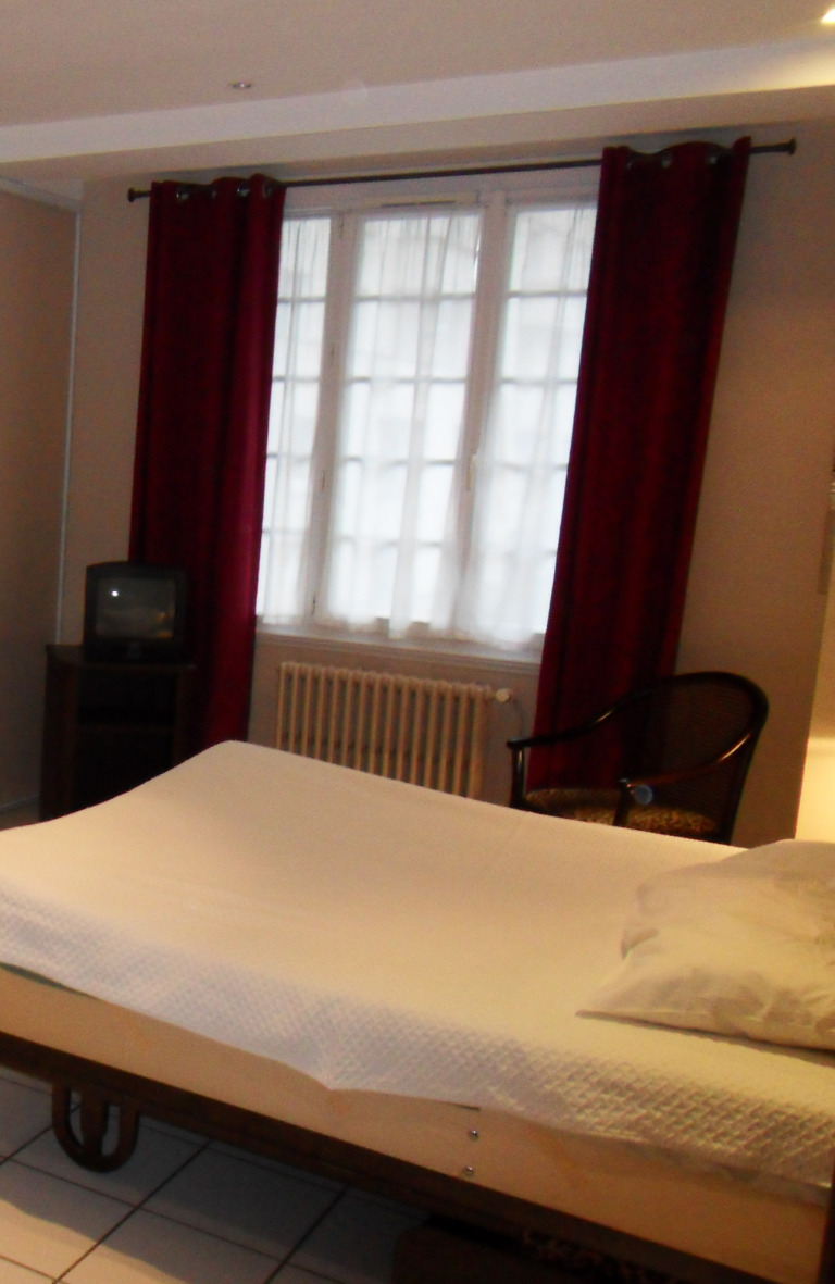 Location Studio - Résidence Voltaire (37)